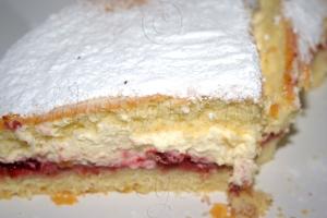 Pan di Spagna (Sponge Cake)