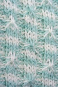 Butterflies (Knitting Stitch)