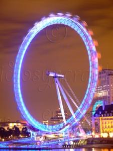 Speeding up the London Eye