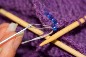 Floss and Needle Technique