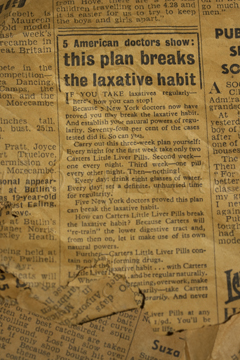 1956 - Breaking the Laxative Habit