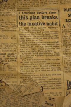 1956 - Breaking the Laxative Habit