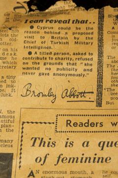 1956 - Celebrity Quotes