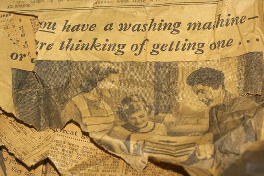 1956 - Do You Have a Washing Machine?