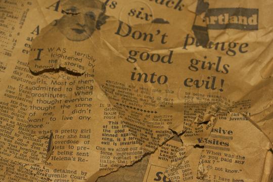 1956 - Don't Plunge Good Girls into Evil