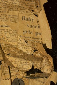 1956 - Vaccination Failure