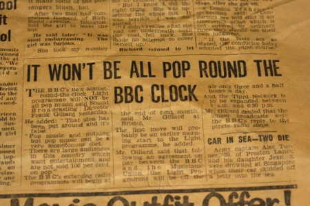 1964 - Almost Round-the-Clock Radio