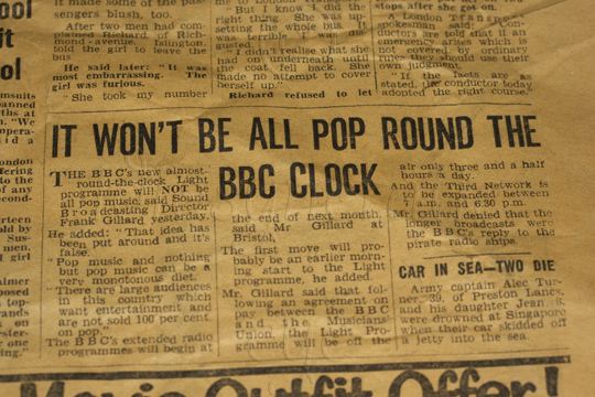 1964 - Almost Round-the-Clock Radio