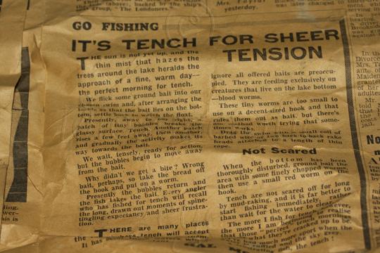 1964 - Fishing Column