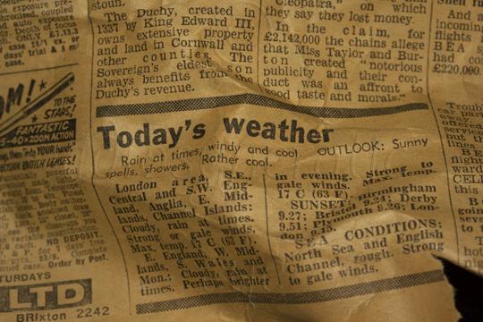 1964 - Rain at Times