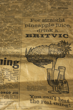 1964 - Straight Pineapple Juice