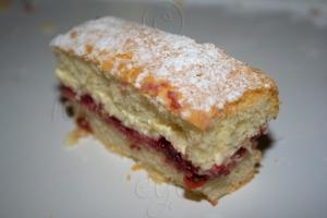 Last Piece of Sponge Cake