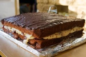 Second Chocolate Cake