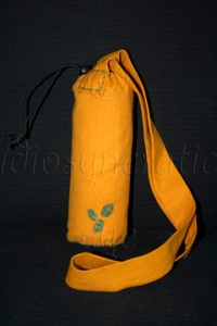 Orange Bottle Carrier