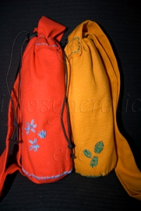 Two Bottle Carriers