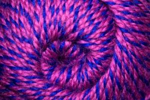 Beautiful Wool Closeup