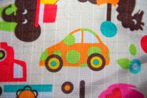 Spotty Car Closeup